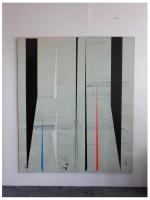 200x170cm acrylic sand canvas