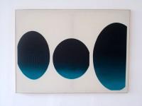 111x150cm acrylic sand  linen