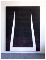 210x160cm acrylic sand canvas